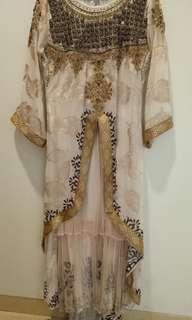 Kaskha dress mewah