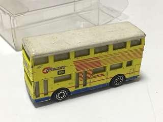 巴士模型 Euro car細城巴 CITYBUS 90B 金鐘 巴士 Bus