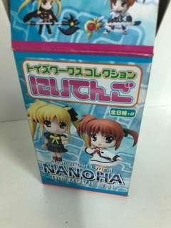 Nanoha 盒彈 - 其中兩隻