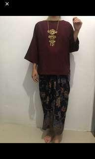 Baju 1 set pesta