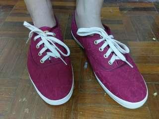 Keds Women's Lace Berry Champion Shoes #50TXT