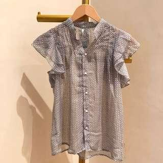 Nara korean blouse