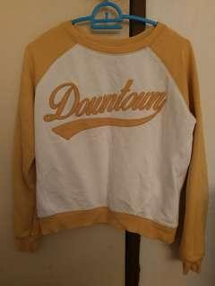 Bershka Sweatshirt #50TXT