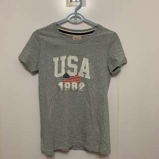 🚚 American retro 短袖