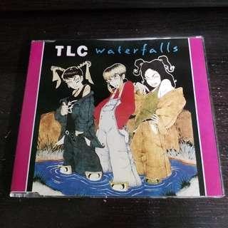 TLC Waterfalls CD Single 5 Tracks