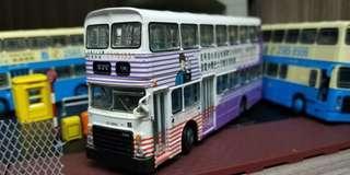 巴士模型 中巴 1/76