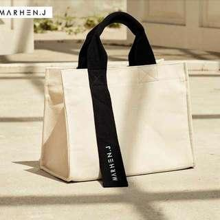 🇰🇷韓國代購 MARHEN.J Rico Bag 防水 帆布袋