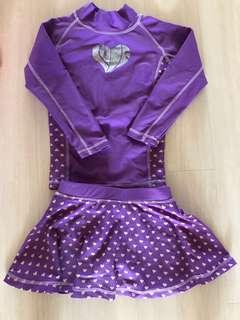 Swimsuit for 3 year old girl