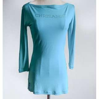 🚚 Latin / Ballroom Dance Top - Chrisanne