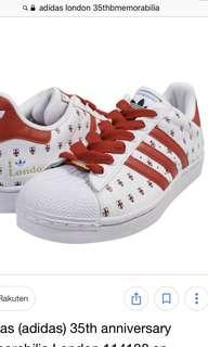 Adidas London cities 31st anniversary sneaker