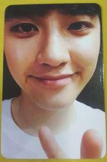 DO LOVE ME RIGHT K PHOTOCARD - OFFICIAL