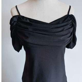 🚚 Latin / Ballroom Dance Top - Off Shoulder