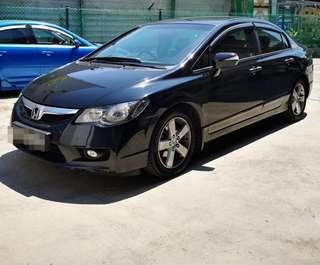 Honda Civic FD 1.8(A) FACELIFT