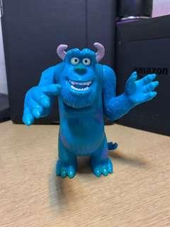 MONSTER INC ( sollivan figure ) collectible
