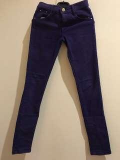 Celana jeans stretch ZARA