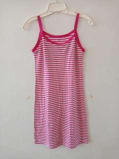 Sale,Mini dress stripes