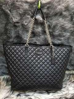 coach tote with chain handle