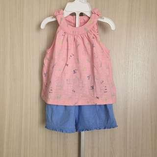 Mothercare Set (6-9)