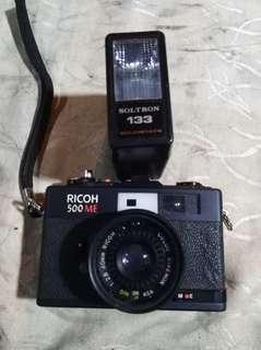 Vintage Ricoh 500me