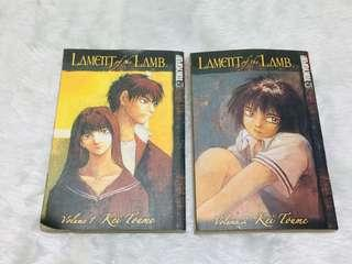 Lament of the Lamb Manga Bundle