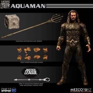 Mezco Aqua Man
