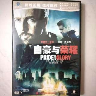 🚚 Pride & Glory DVD