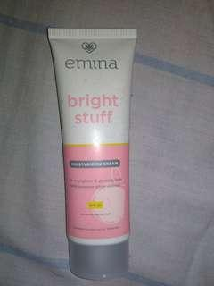 Emina bright stuff moisturizer cream