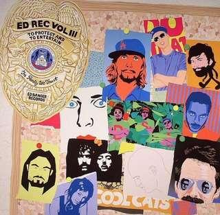 ED REC VOL3 (LP/VINYL/RECORDS)