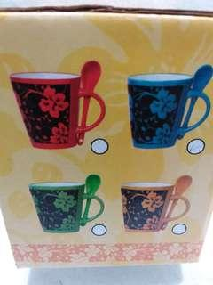 Mugs with Spoon