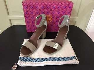 Tory Burch Gabrielle Nubuck Sandals