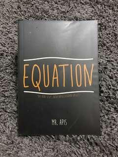 Equation - Mr. Apis