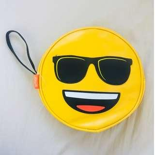 Emoji pouch bag original licensed product