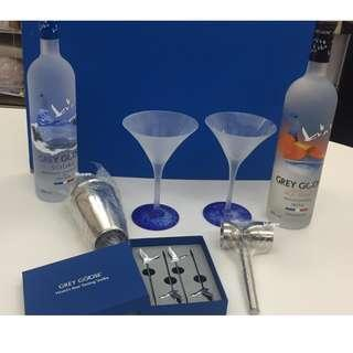Grey Goose Vodka 便攜旅行套裝禮盒 Gift Set
