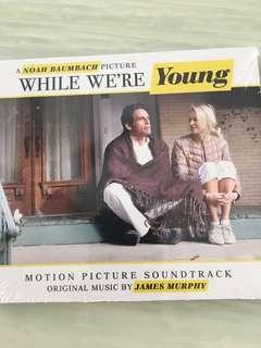 While We're Young OST CD