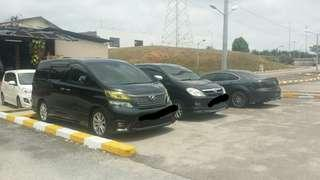 Car Rental singapore to malaysia