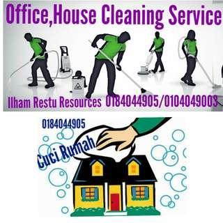 Cuci Rumah,Cuci Pejabat