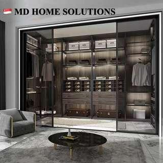 🚚 MD HOME Storage Concept - Modern Creative Carpentry Services