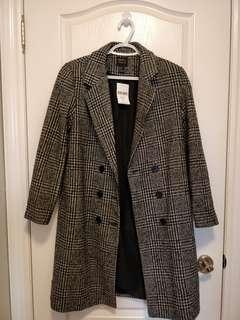 BNWT Forever 21 Coat (Small)