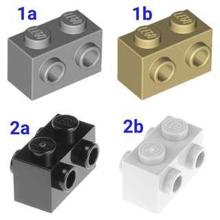 🚚 Lego Brick 1x2 1pc