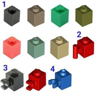 🚚 Lego Brick 1x1 1pc