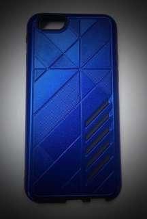 iPhone 6 6s Plus Protective TPU + PC Blue