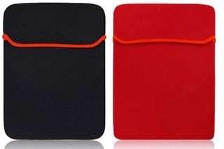 Reversible Laptop Sleeve Pouch Case Sleeves For Macbook or Other Laptops
