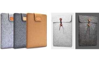 Macbook or Other Laptop Sleeves Envelope Slim Felt Sleeve Case Pouch