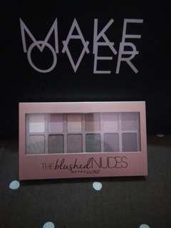 Maybelline The Blushed Nudes Eyeshadow
