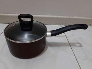 Tefal super cook plus non-stick saucepan 18cm