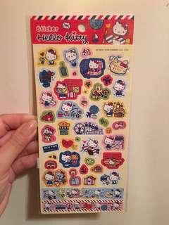 Hello Kitty 貼紙