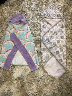 Baby Hooded Towels- Pottery barn