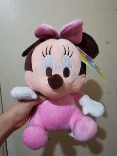 米妮老鼠 公仔