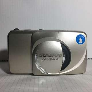 Kamera Analog Olympus Mju Zoom 140