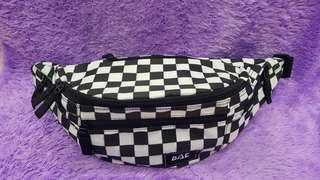 Waist bag checkered BAE